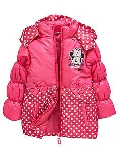 minnie-mouse-girls-padded-coat