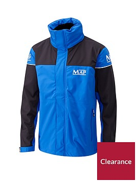 map-34-length-waterproof-jacket