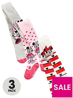 minnie-mouse-pack-of-3-girls-tights