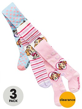 paw-patrol-pack-of-3-girls-tights