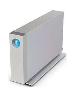 Lacie 6Tb D2 Thunderbolt 3 Desktop External Hard Drive For Pc &Amp; Mac