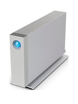 Lacie Lacie 10Tb D2 Thunderbolt 3 Desktop External Hard Drive For Pc & Mac