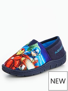 marvel-avengers-slip-on-slipper