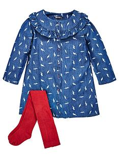 mini-v-by-very-girls-printed-frill-denim-dress-amp-tights-outfit