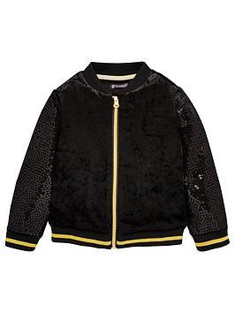 mini-v-by-very-girls-velvet-sequin-jacket-with-gold-lurex-trim