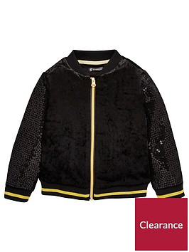 mini-v-by-very-girls-velvet-sequin-jacket-with-gold-lurex-trim