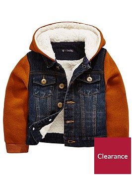 mini-v-by-very-boys-cosy-fleece-lined-denim-jacket-with-jersey-sleeves