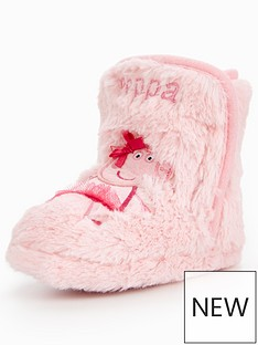 peppa-pig-bootie-slipper