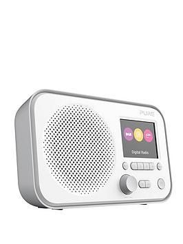 Image of Pure Pure Elan E3 Dab/Fm Portable Digital Radio, Grey