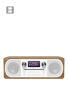 Pure Pure Evoke C-D6 Stereo DAB/FM with CD and Bluetooth
