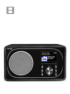 Pure Pure Evoke F3 DAB/FM/Internet Radio With Spotify Connect and Bluetooth