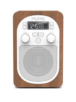 pure-pure-evoke-h2-dabfm-portable-digital-radio-walnut
