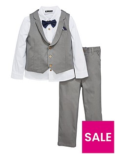mini-v-by-very-boys-grey-herringbone-3-piece-occasion-outfit