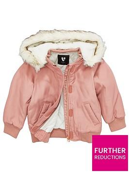 mini-v-by-very-girls-faux-fur-trim-removable-hood-jacket