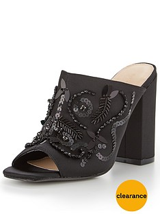 v-by-very-charm-embellished-mule-black