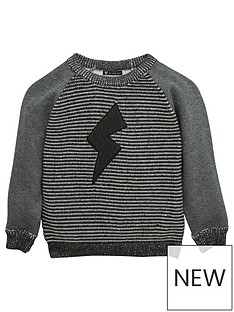mini-v-by-very-boys-lightning-bolt-knitted-jumper