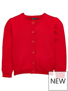 mini-v-by-very-girls-soft-knit-red-cardigan