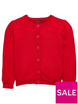 mini-v-by-very-girls-soft-knit-red-cardigan