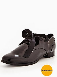 v-by-very-mirror-shine-ribbon-lace-shoe-black