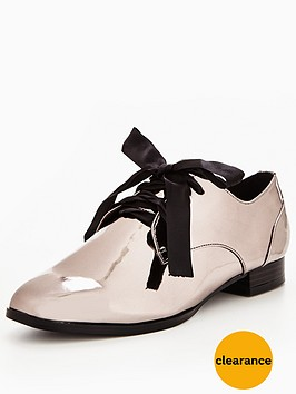 v-by-very-mirror-shine-ribbon-lace-shoe-metallic