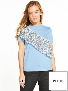 v-by-very-petite-lace-frill-t-shirt-blue