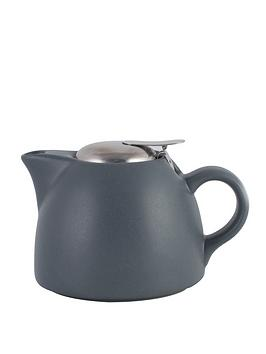 kitchencraft-900ml-grey-barcelona-teapot