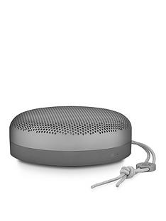 B&O PLAY By Bang & Olufsen Beoplay A1 Wireless Bluetooth Speaker - Charcoal Sand