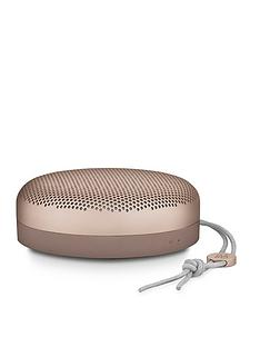 B&O PLAY By Bang & Olufsen Beoplay A1 Wireless Bluetooth Speaker - Sand Stone