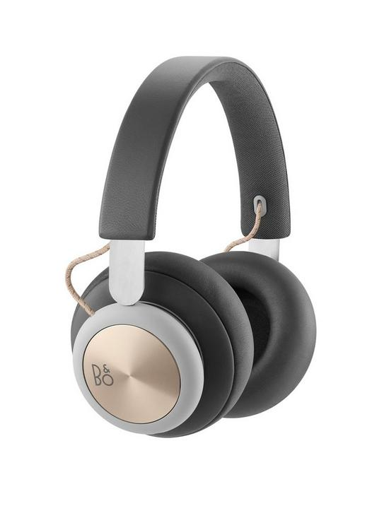 f6b6c6b5187 Bang & Olufsen By Bang & Olufsen Beoplay H4 Wireless Over Ear Headphones -  Charcoal Grey