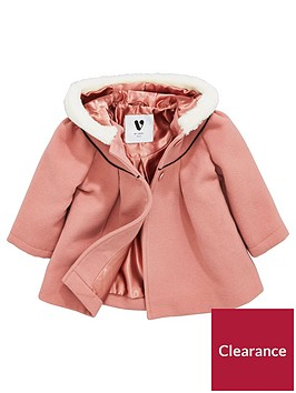 mini-v-by-very-baby-girls-smart-faux-fur-trim-swing-coat