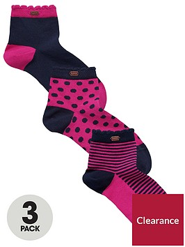superdry-3-pack-scalloped-socks