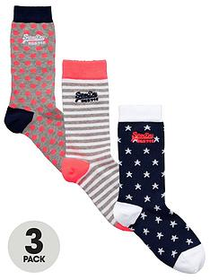 superdry-3-pack-star-socks