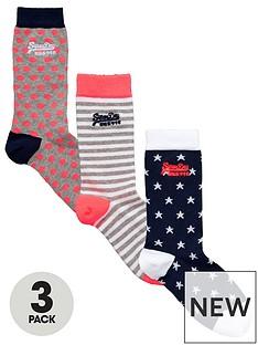 superdry-3-pack-star-socks
