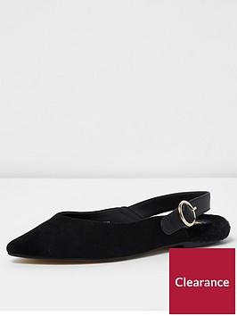 river-island-black-navy-faux-fur-sling-slipper-shoe