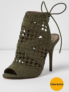 river-island-wrex-caged-dressy-shoeboot
