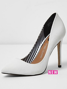 river-island-pandy-court-shoe