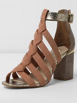 river-island-nude-prophet-shoe-boot