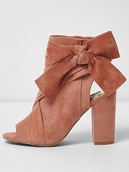 river-island-nude-shoe-boot