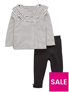 mini-v-by-very-baby-girls-stripe-frill-tunic-amp-legging-set