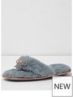 river-island-bow-flip-flop-slipper