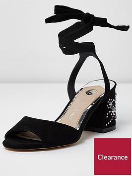 river-island-river-island-phelix-tie-up-low-block-heel