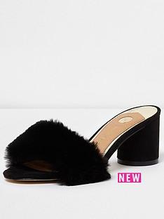 river-island-river-island-black-fur-mule-sandal