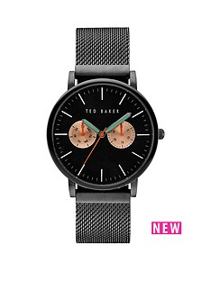 ted-baker-black-multi-dial-stainless-steel-bracelet-mens-watch