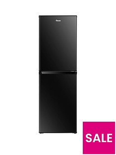 swan-sr8130b-55cm-frost-free-fridge-freezer-black