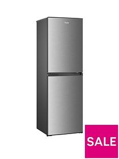 swan-sr8130snbsp55cmnbspfrost-free-fridge-freezer-stainless-steel-effect