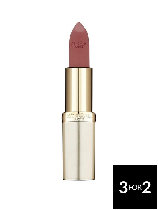 e39dfb63a45 L'Oreal Paris Color Riche Satin Lipstick | very.co.uk