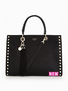 guess-fynn-studded-tote-bag