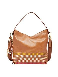fossil-maya-small-woven-leather-hobo