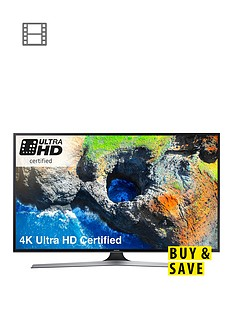 Samsung UE40MU6100KXXU 40 inch, 4K Ultra HD Certified Pro HDR, Smart LED TV