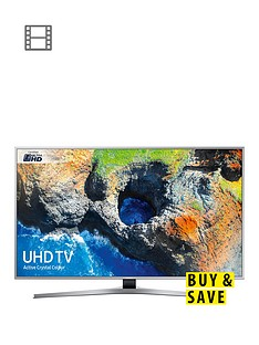 Samsung UE40MU6400UXXU 40 inch, 4K Ultra HD Certified Pro HDR, Freesat HD, LED TV